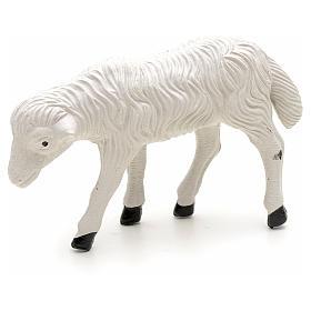 Nativity figurine, sheep measuring 9x6cm s1
