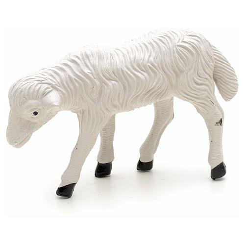 Nativity figurine, sheep measuring 9x6cm 1