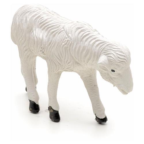 Nativity figurine, sheep measuring 9x6cm 2