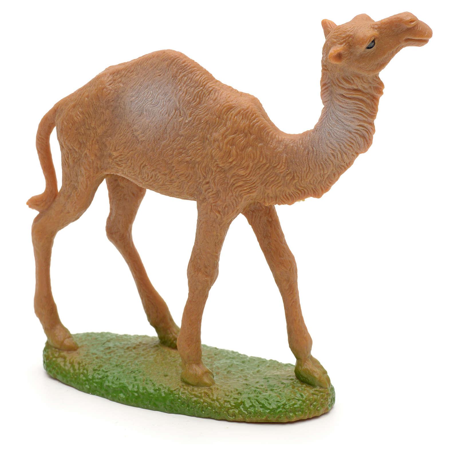 Nativity figurine, camel measuring 11cm 3