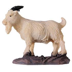 Animals for Nativity Scene: Nativity figurine, resin goat, 10-14cm