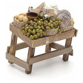 Banc des olives miniature crèche Napolitaine s2