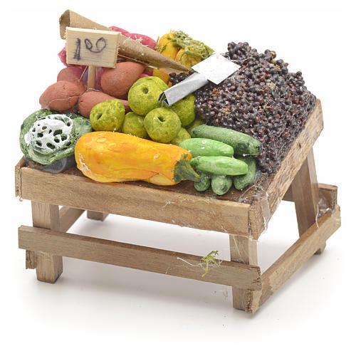 Banco della frutta presepe napoletano 1