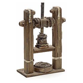 Presse en miniature crèche Napolitaine s2