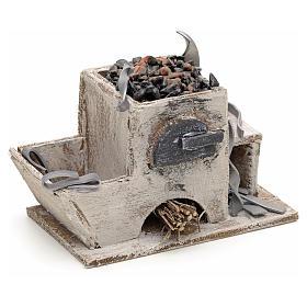 Forge en miniature crèche Napolitaine s2