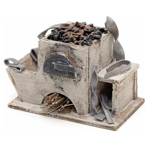Forge en miniature crèche Napolitaine 1