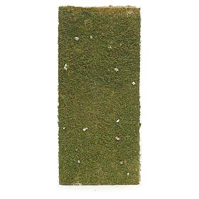 Rouleau papier crèche mousse végétale s1