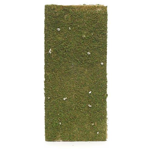Rouleau papier crèche mousse végétale 1