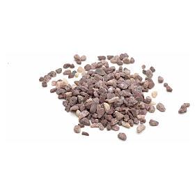 Nativity accessory, small brown pebbles, 300gr s2