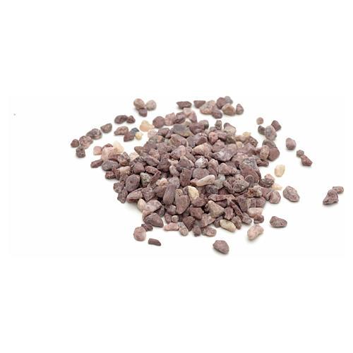 Grava pequeña marrón pesebre hecho po rti 300gr 2