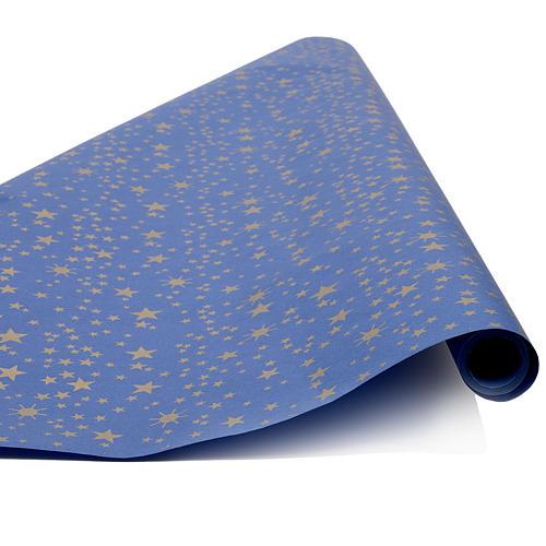Rotolo carta cielo stellato 100 cm x 5 mt 2