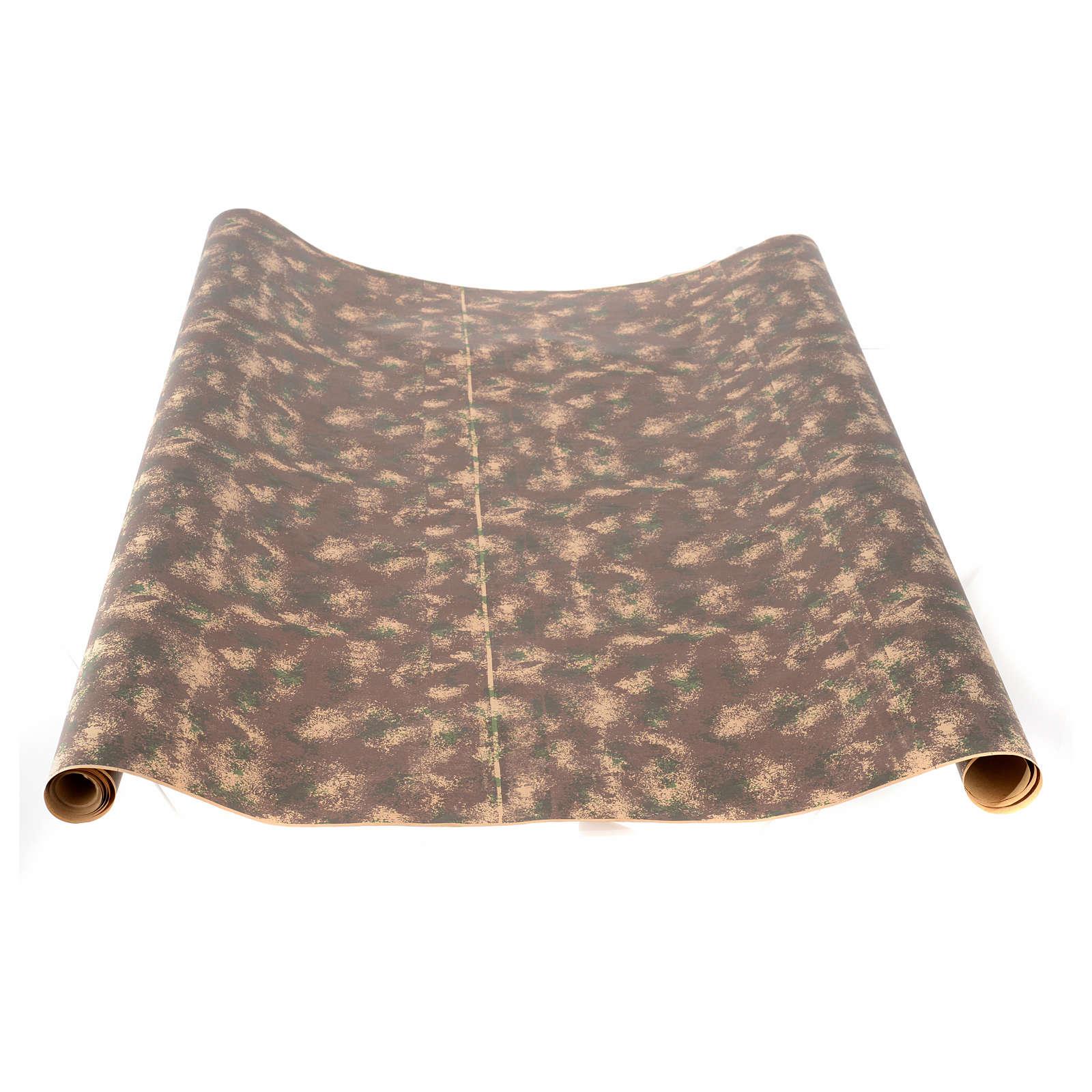 Rollo de papel rocas pesebre 100 cm x 5 mt 4