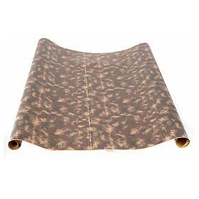 Fonds pour crèche Noel: Rouleau papier rocher crèche 100x500 cm