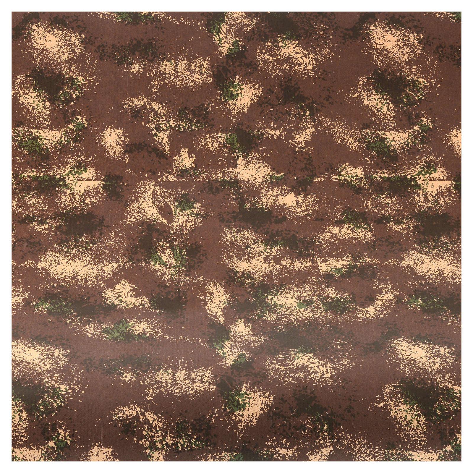 Rotolo carta roccia presepe 100 cm x 5 mt 4