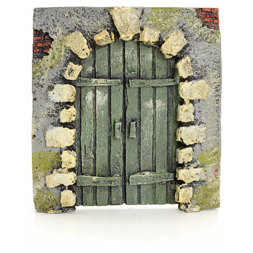 Nativity accessory, door in the rocks 11x10cm 1