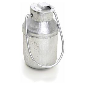 Bidon à lait en miniature pour crèche s2