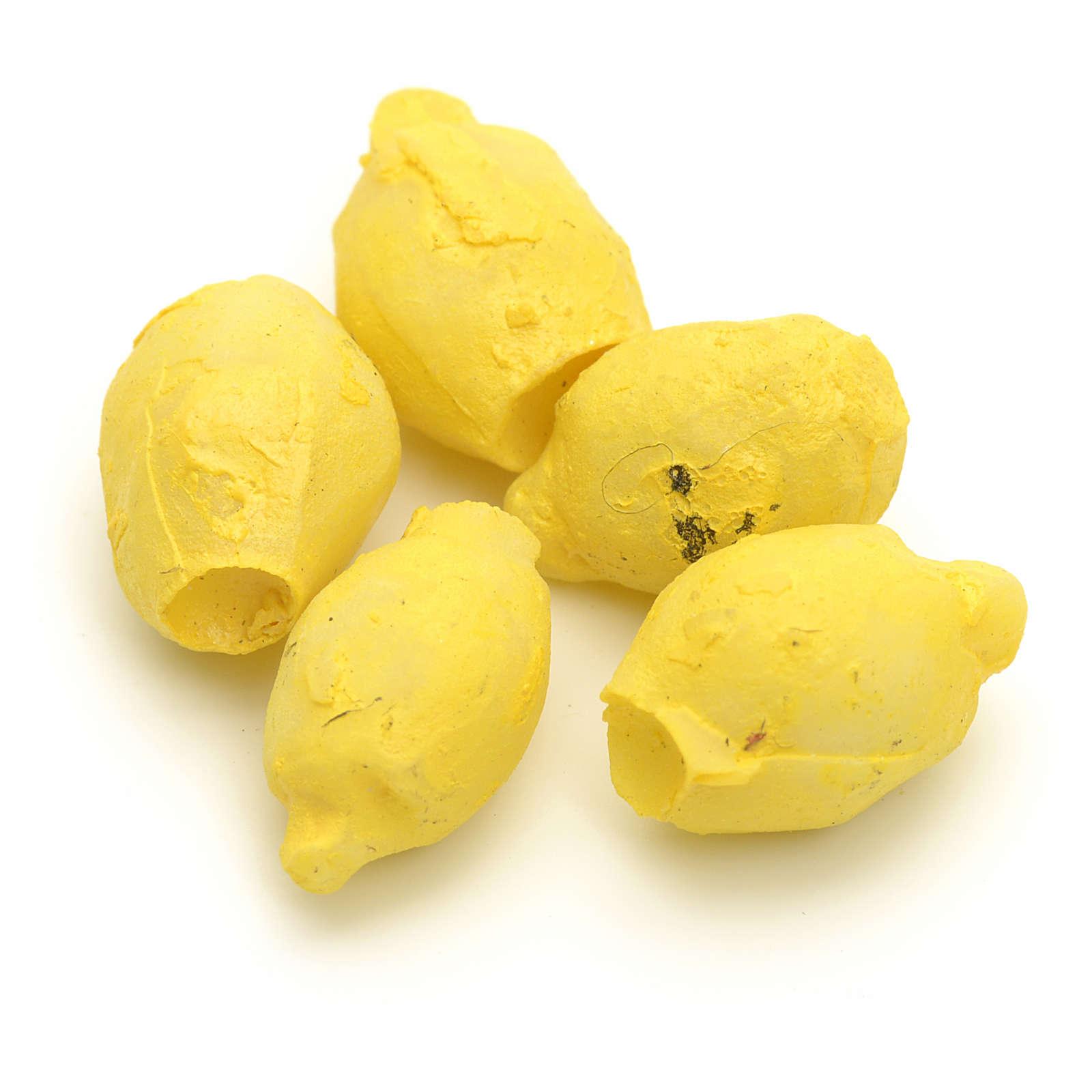 Limoni presepe fai da te 5 pz 4
