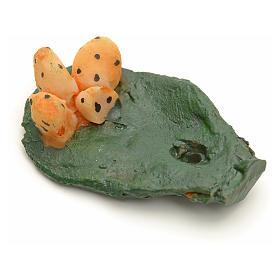 Aliments en miniature: Figuier de Barbarie en miniature pour crèche