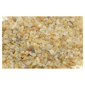 Nativity accessory, pebbles, sand colour 300gr. s2