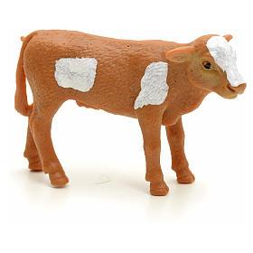 Animals for Nativity Scene: Nativity figurine, brown calf 10 cm
