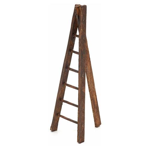 Scala treppiede legno presepe h. 12 2