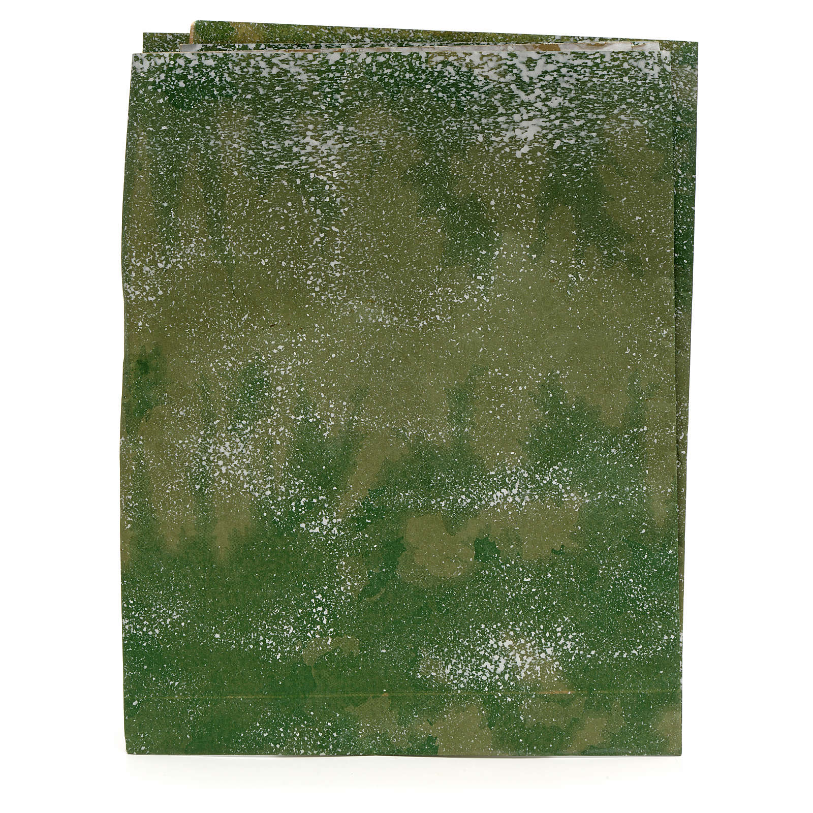 Carta prato innevato 70x50 cm 4