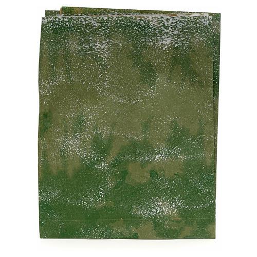 Carta prato innevato 70x50 cm 1
