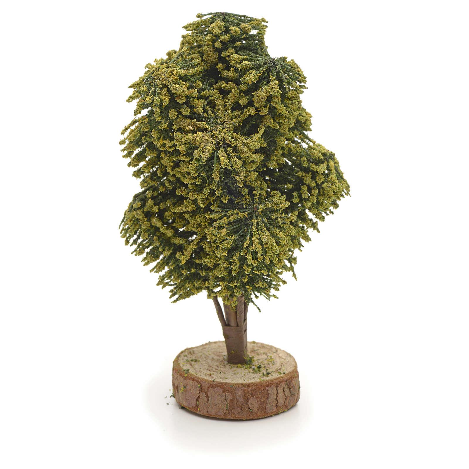 Nativity accessory, tree with base 12cm 4