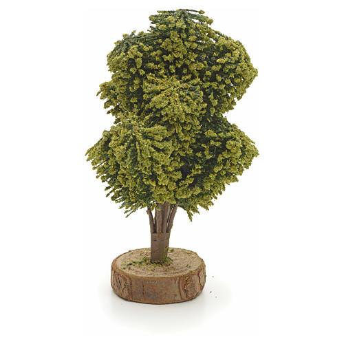 Albero con base 12 cm presepe 1