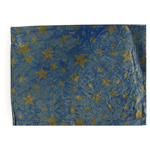 Carta cielo presepe ruvida 70x100 cm 1