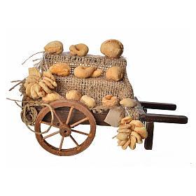 Carro del pane Presepe Napoli s4