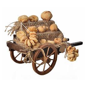 Carro del pane Presepe Napoli s5