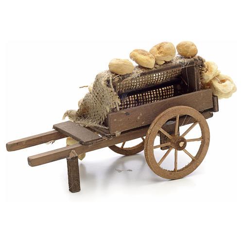 Carro del pane Presepe Napoli 2