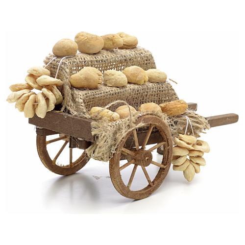 Carro del pane Presepe Napoli 3