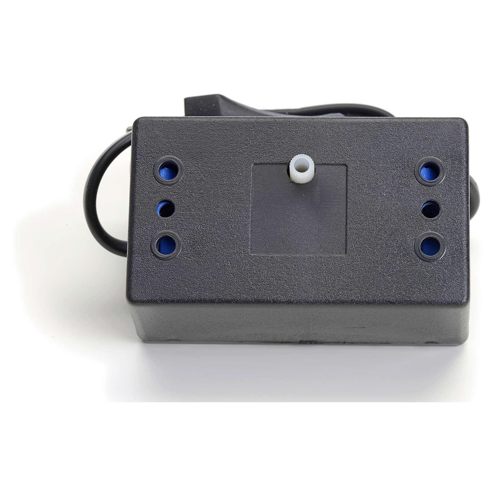 Natalino 200R: day/night fading control unit 4