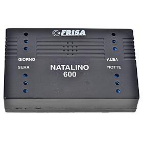 Natalino N600: controlador efeitos luz gradual dia e noite s1