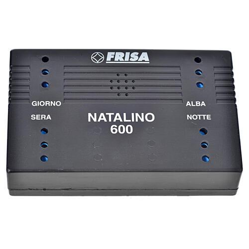 Natalino N600: controlador efeitos luz gradual dia e noite 1