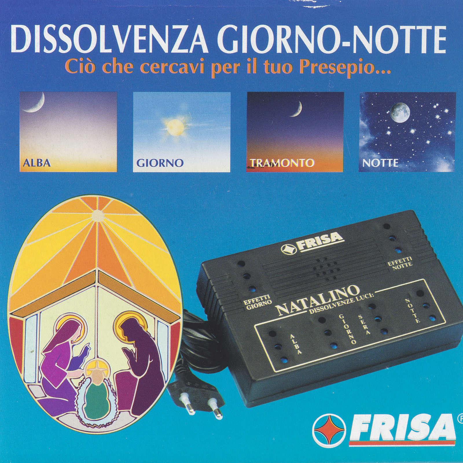 Natalino N600, day/night fading 4