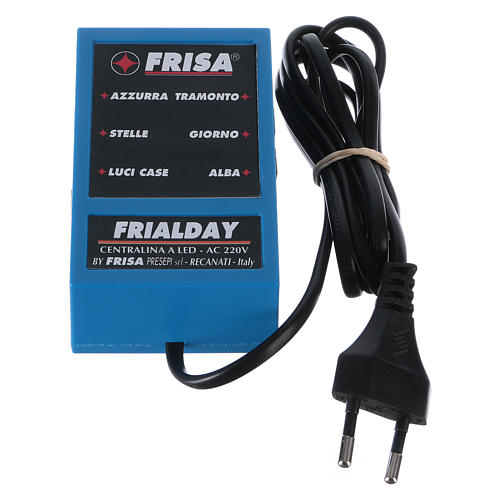 Frialday (Frisalight): electric box 3