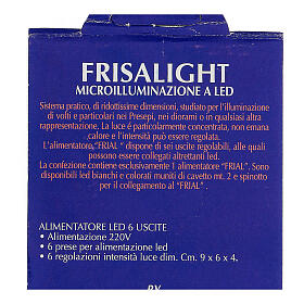 L'alimentatore Frial (Frisalight) s5