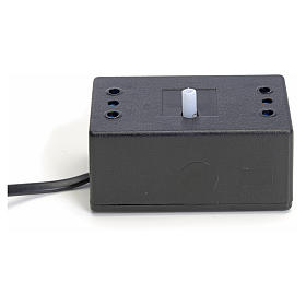 Control unit, flickering effect for stars and fire s1