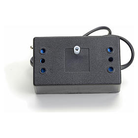 Control unit, flickering effect for stars and fire s4