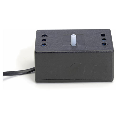 Control unit, flickering effect for stars and fire 1