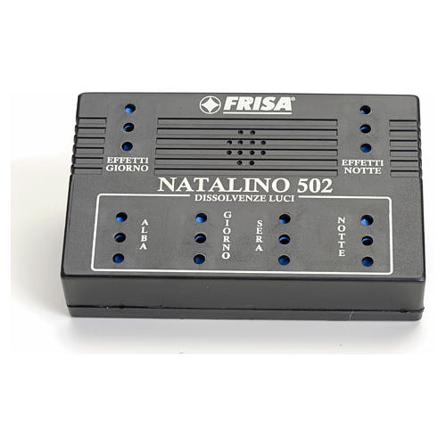Natalino N502, day/night fading 4