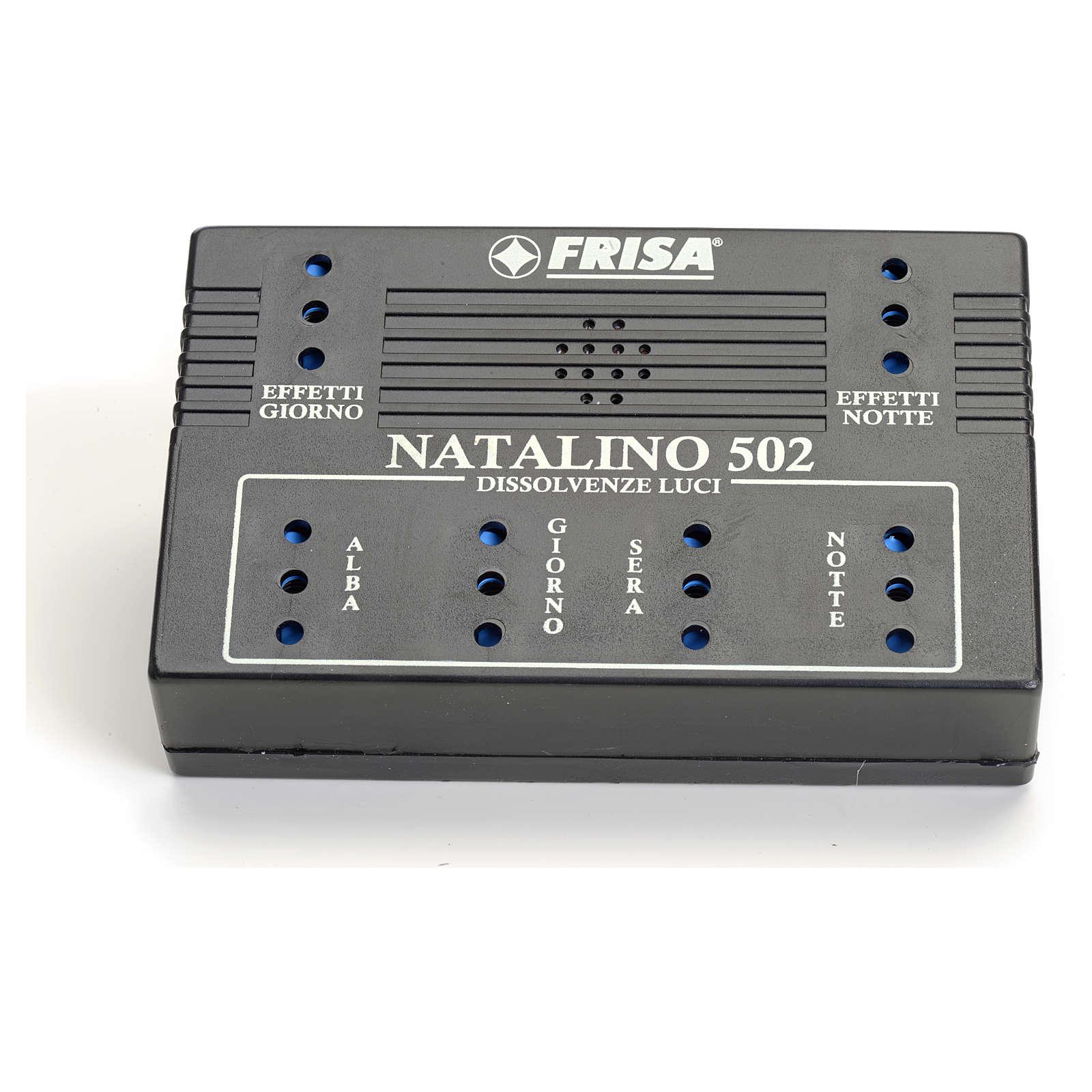 Natalino N502: centrale fondu jour et nuit 4
