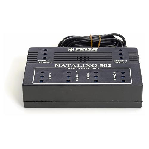 Natalino N502: centrale fondu jour et nuit 1