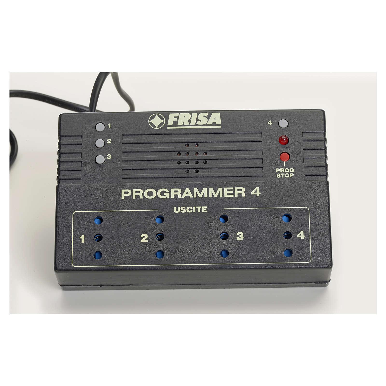 Programmateur pour luminaires crèche Programmer 4 4