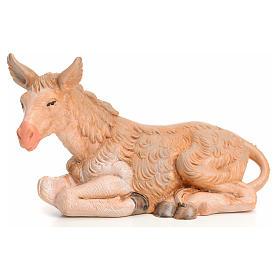 Animales para el pesebre: Asno 9,5 cm Fontanini