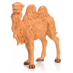 Animales para el pesebre: Camello en pie 9,5 cm Fontanini