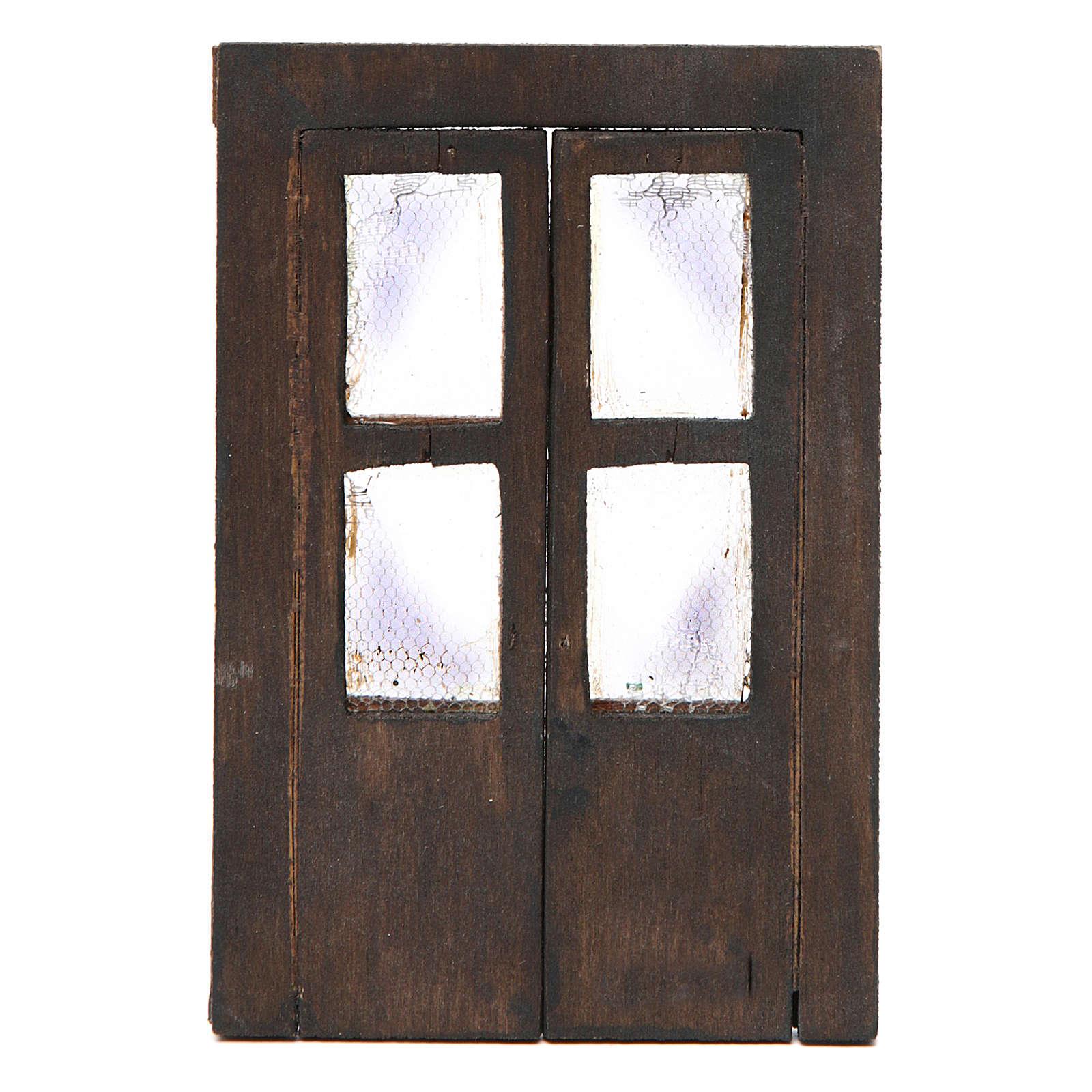 Porta 12,5x8 cm presepe napoletano 4